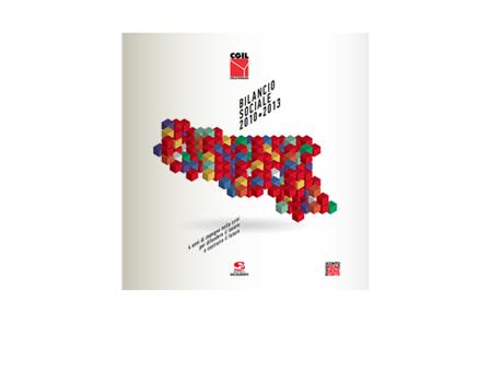 bilancio sociale cgil er 2010-2013 copertina