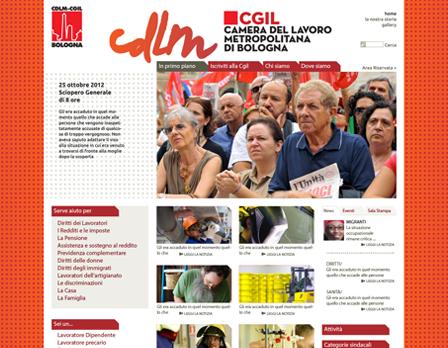 sito web cdlm bologna