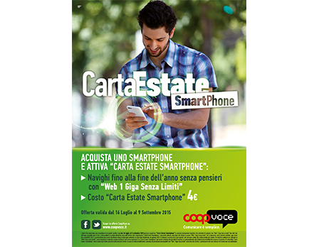 Coop voce carta estate