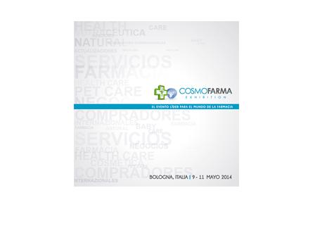 cosmofarma copertina brochure