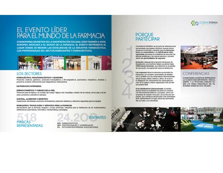 cosmofarma pagina interna brochure