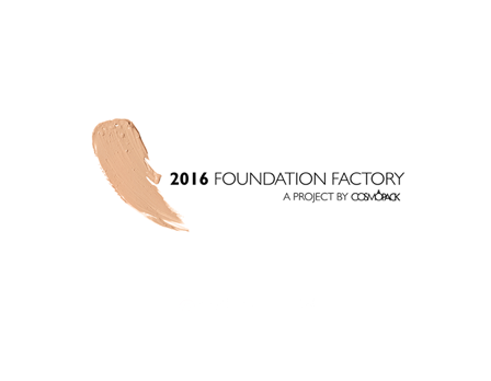 Logo foundation factory