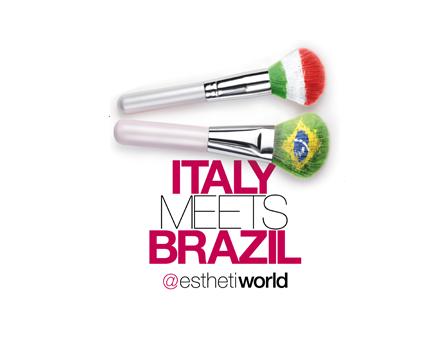 Logo italy brazil