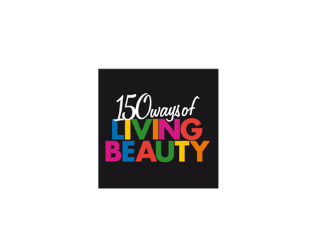 Logo living beauty