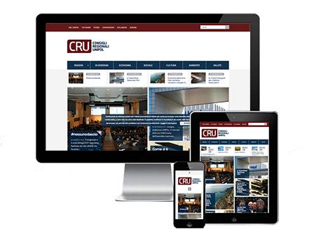 CRU unipol sito - Redesign Agenzia Comunicazione Bologna
