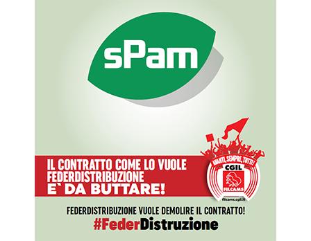 Filcams federdistribuzione - Redesign Agenzia Comunicazione Bologna