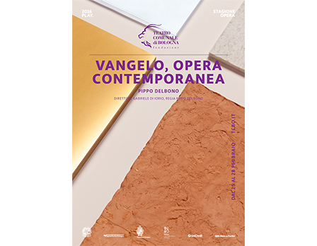 Vangelo - Teatro Comunale Bologna Redesign Agenzia Comunicazione Bologna