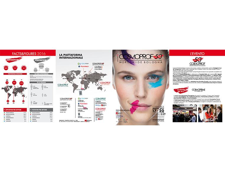 Cosmoprof 2017 - Redesign agenzia di comunicazione Bologna