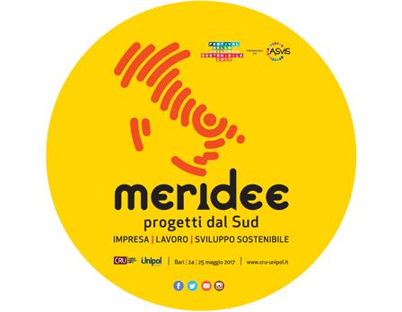 Meridee - Progetti dal sud - Redesign Comunicazione Bologna