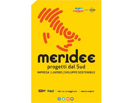 Meridee - Progetti dal sud - News Redesign Comunicazione Bologna