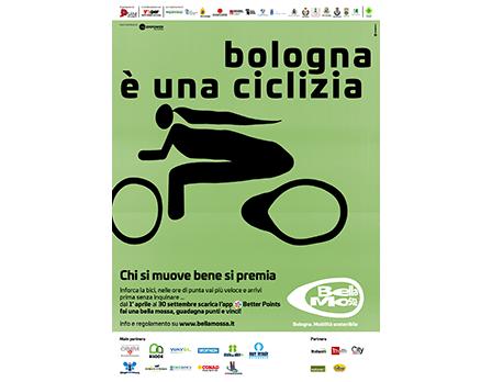 Bella mossa - Bologna. Mobilità sostenibile - Redesign Comunicazione Bologna