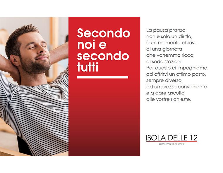 Felsinea ristorazione - Isola delle 12- Redesign agenzia di comunicazione Bologna