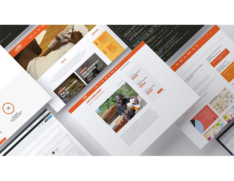Bologna Cares - Redesign Comunicazione Bologna