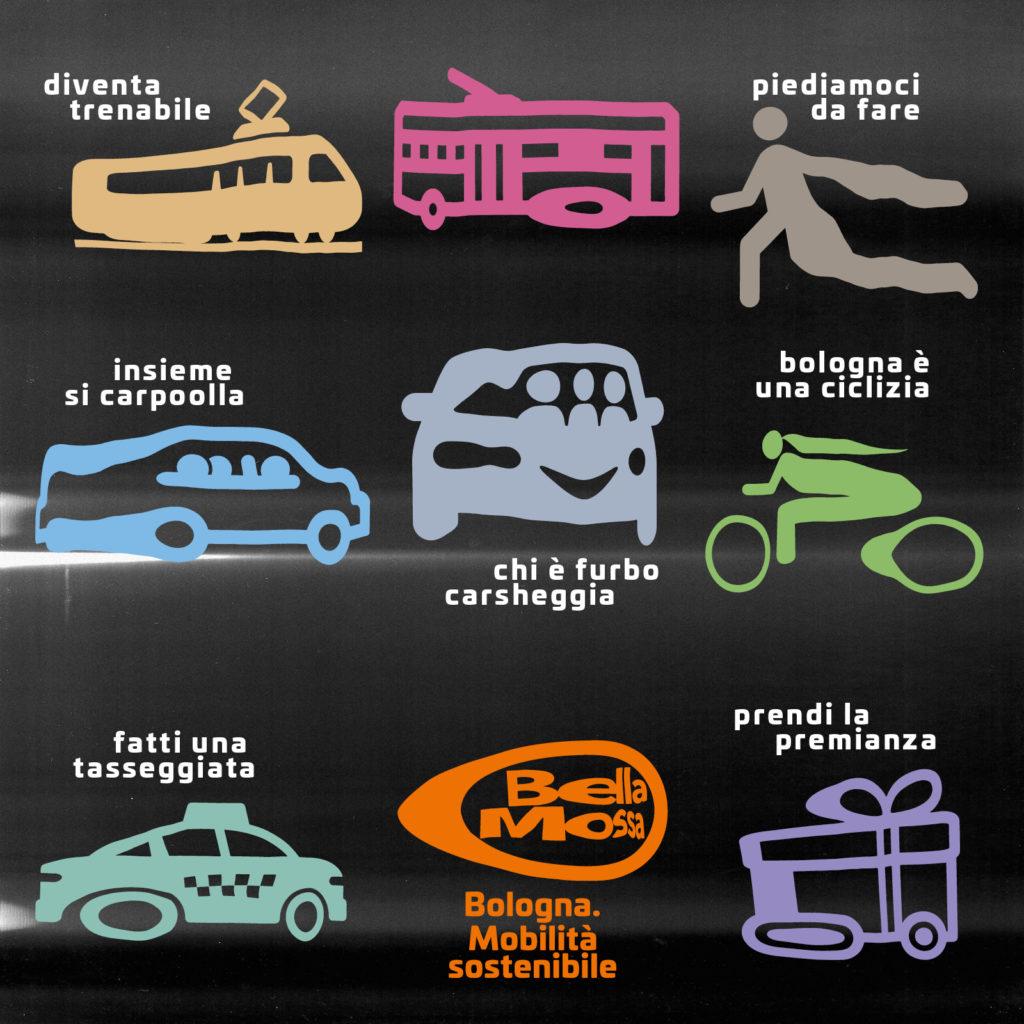 BellaMossa Bologna Redesign Agenzia di Comunicazione