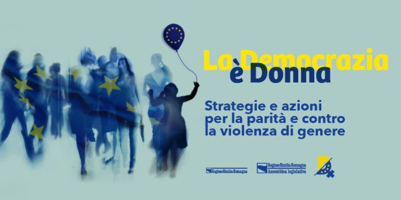 Democrazia Donna Redesign Agenzia Comunicazione Bologna
