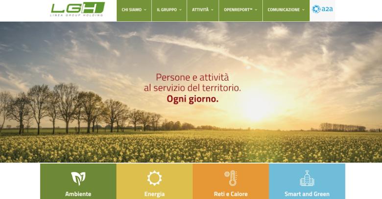 LGH OpenReport Redesign Comunicazione Bologna