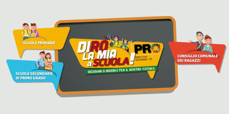 Dirò la mia a scuola Bilancio partecipativo Rho Redesign Bologna