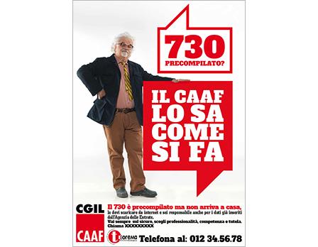 CAAF - 730 precompilato