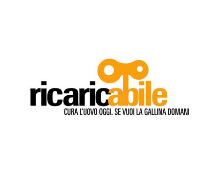 consumabile ricaricabile logo