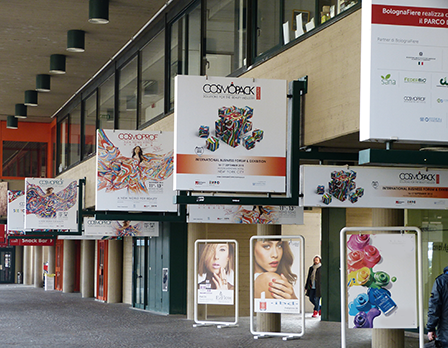 Cosmoprof Bologna fiera 2015