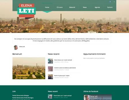 elena leti sito web