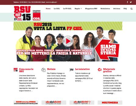 fp cgil rsu 15 sito web