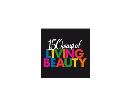 Logo living beauty