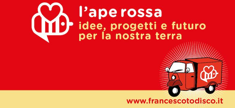 Ape Rossa Comunicazione Politica Redesign Bologna