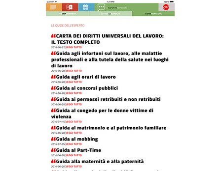 abc dei diritti - Redesign Agenzia Comunicazione Bologna