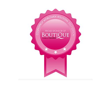Cosmoprof boutique - Redesign agenzia di comunicazione Bologna