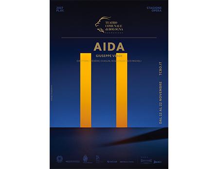 Play 2017 - aida - Teatro Comunale Bologna - Redesign Agenzia Comunicazione Bologna