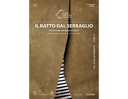 Play 2017- il ratto del serraglio - Teatro Comunale Bologna - Redesign Agenzia Comunicazione Bologna