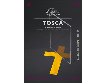 Play 2017 - tosca - Teatro Comunale Bologna - Redesign Agenzia Comunicazione Bologna