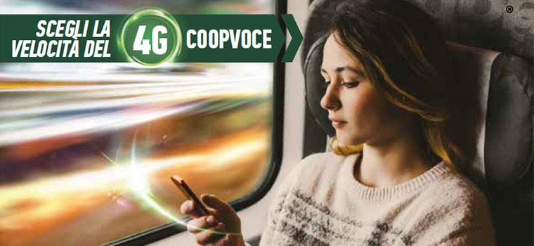 Coopvoce redesign Agenzia di Comunicazione Bologna