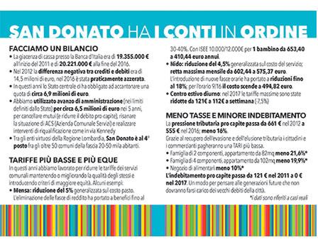 Andrea Checchi - Sindaco di Sandonato Milanese - Redesign agenzia di comunicazione Bologna