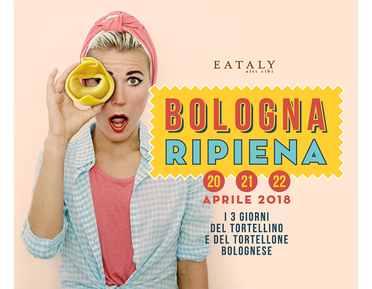 Bologna-Ripiena-eataly - Redesign agenzia di comunicazione Bologna