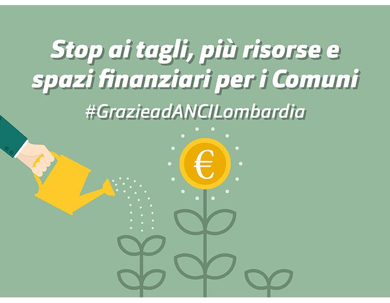 Bilancio sociale online ANCI Lombardia - Redesign agenzia di comunicazione Bologna