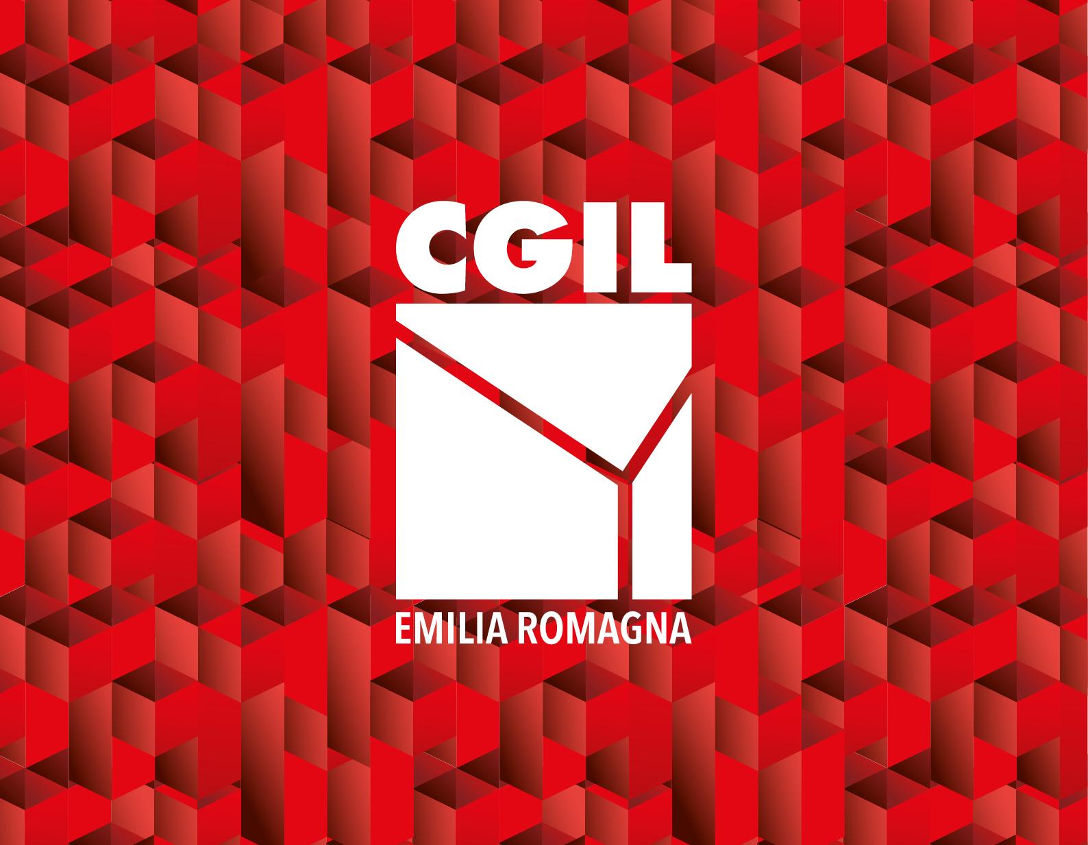 CGIL Emilia-Romagna Redesign Agenzia Comunicazione Bologna