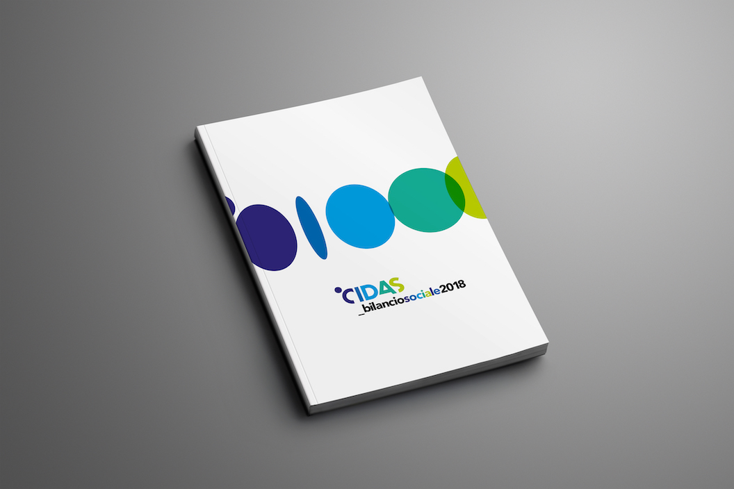 Bilancio Sociale CIDAS Agenzia Comunicazione Bologna Redesign